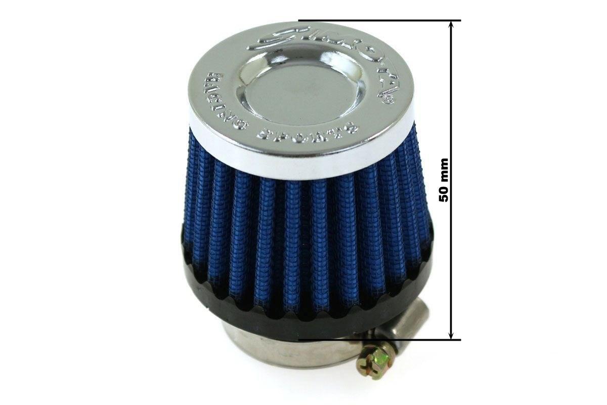 Moto Filtr stożkowy SIMOTA 24mm JAU-MJ31223-23 - GRUBYGARAGE - Sklep Tuningowy